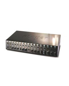 16-Slot Media Web Smart Converter Rack