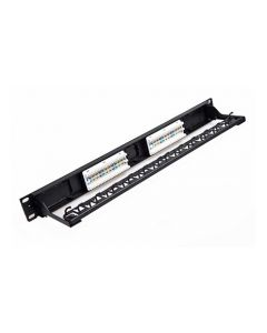 Gigacore Category 6 Plus UTP Patch Panel