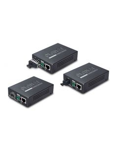 Fibre Gigabit Single Mode SC Media Converter